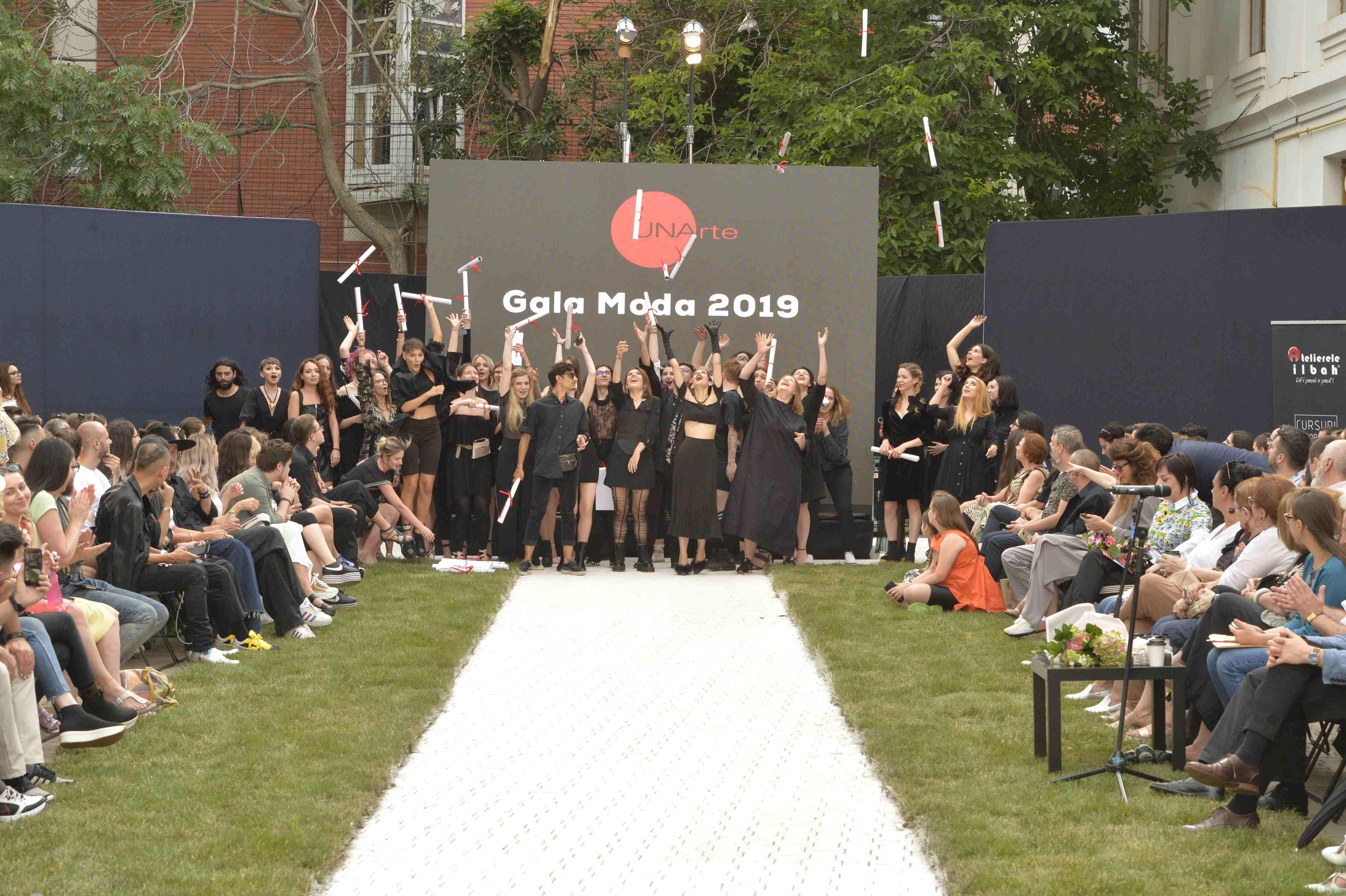 Gala Unarte - Modă - 2019