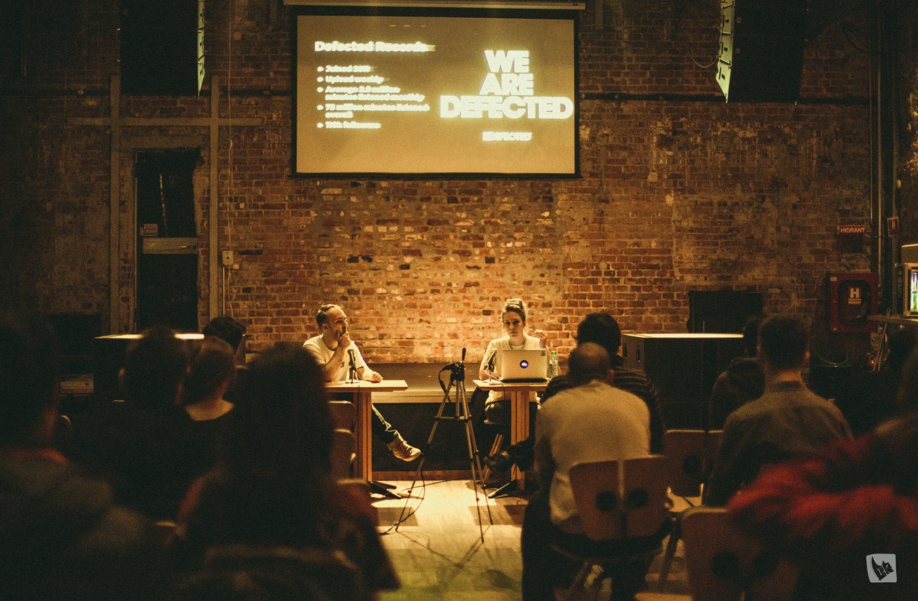 Conferință Black Rhino. Foto: Good Stuff