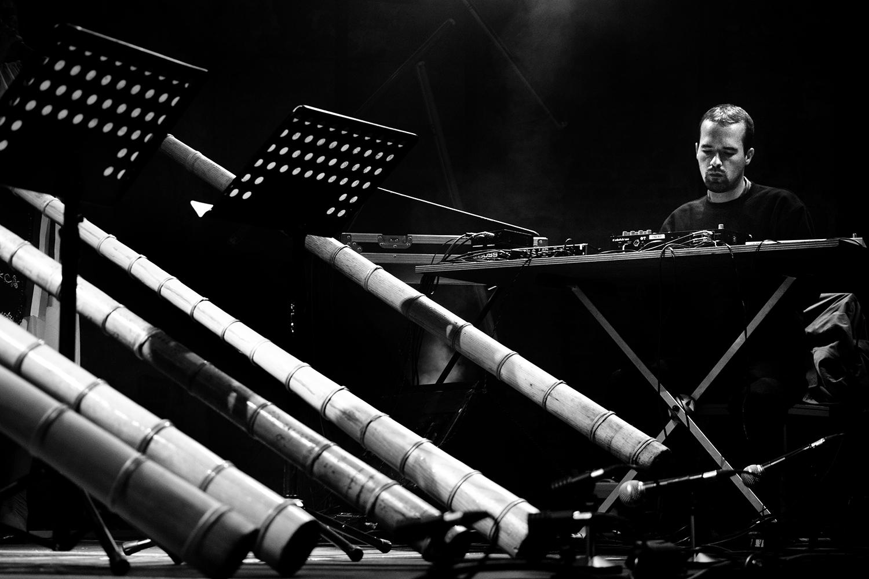 Milan W & The Tulnic Ensemble of Avram Iancu. Foto: Laurent Orseau