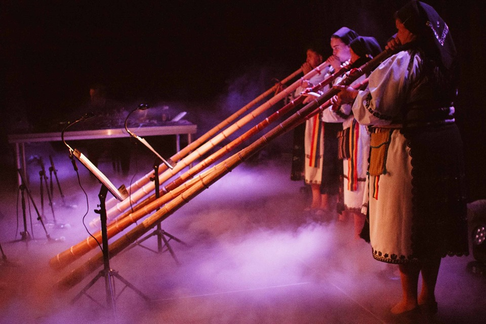 Milan W & The Tulnic Ensemble of Avram Iancu @ STUK Leuven