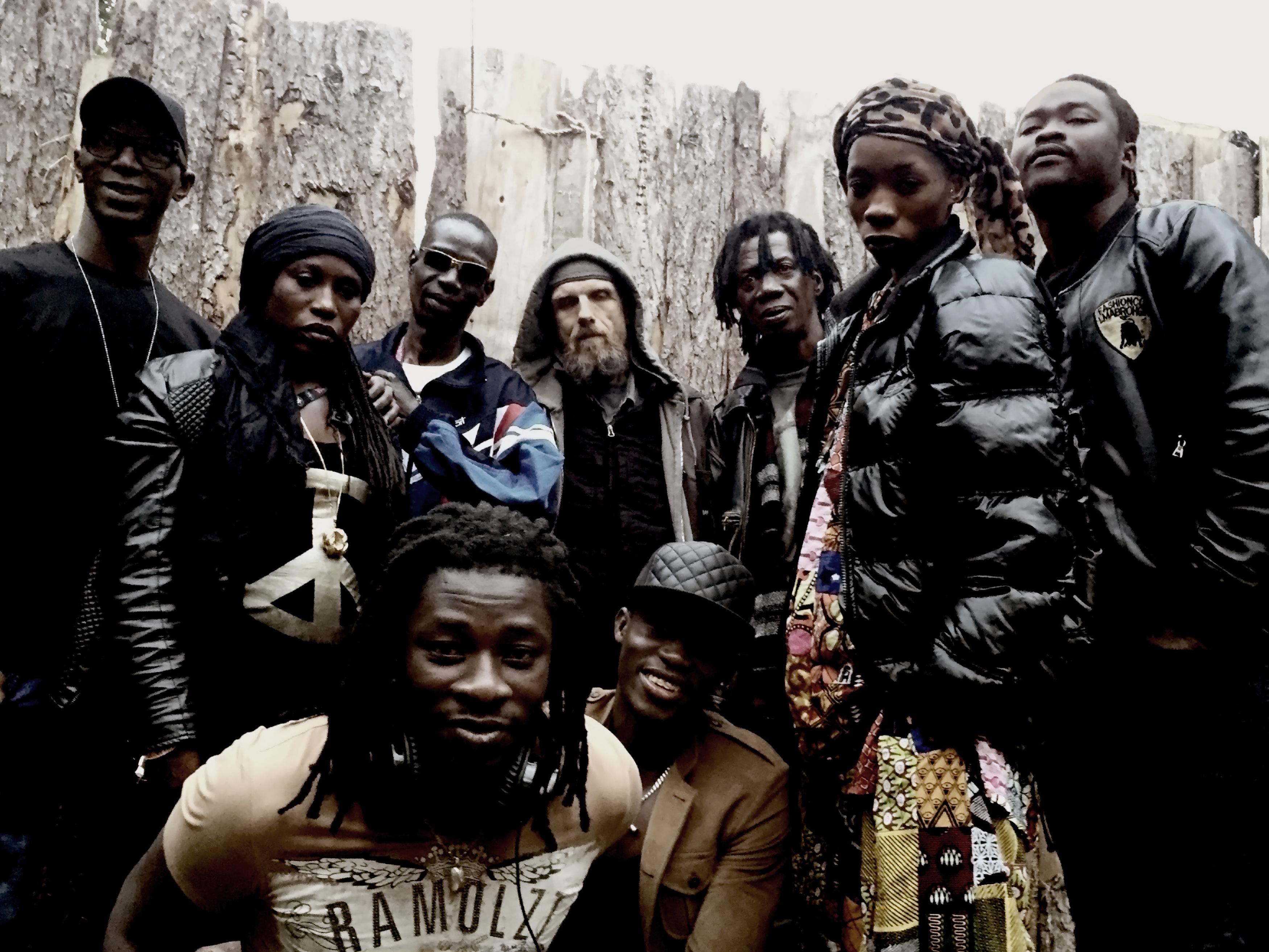 Mark Ernestus Ndagga Rhythm Force @ CTRL x Outernational