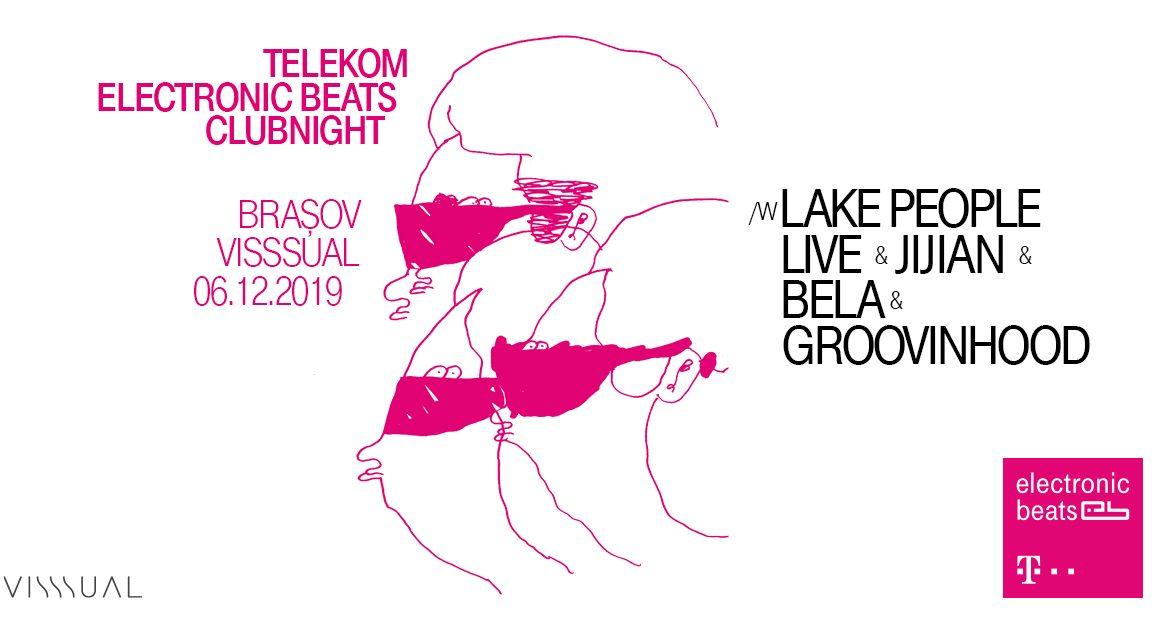 Telekom Electronic Beats Clubnight @ Visssual
