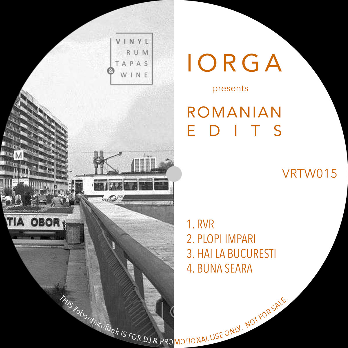Iorga - Romanian Edits - VRTW