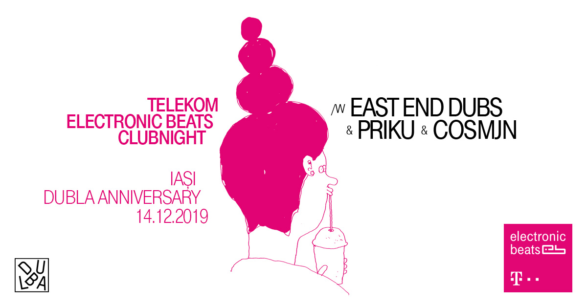 Telekom Electronic Beats clubnight @ Iași