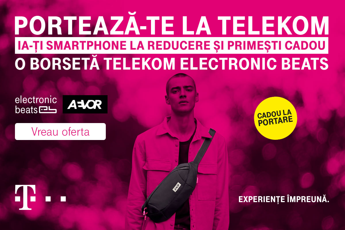 Telekom Electronic Beats x Aevor shoulder bag
