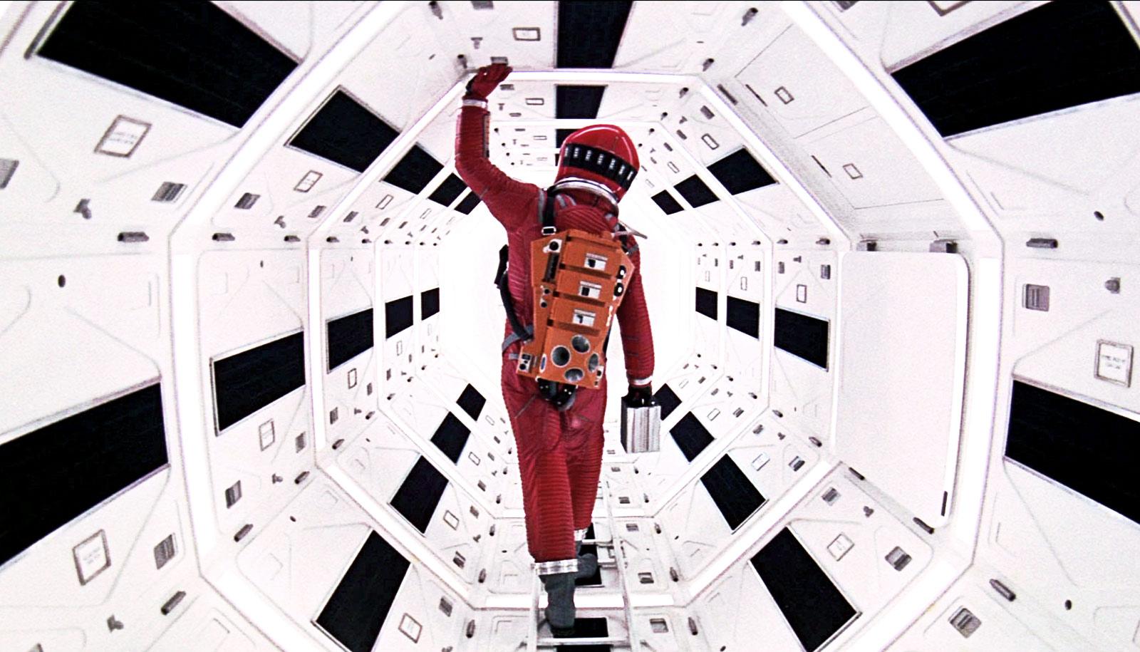 2001 A Space Odyssey - Stanley Kubrick - Legowelt