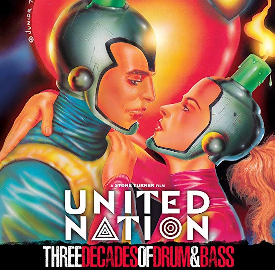 United Nation - drum & bass