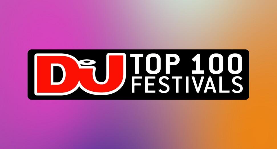 DJ Mag Top 100 Festivals