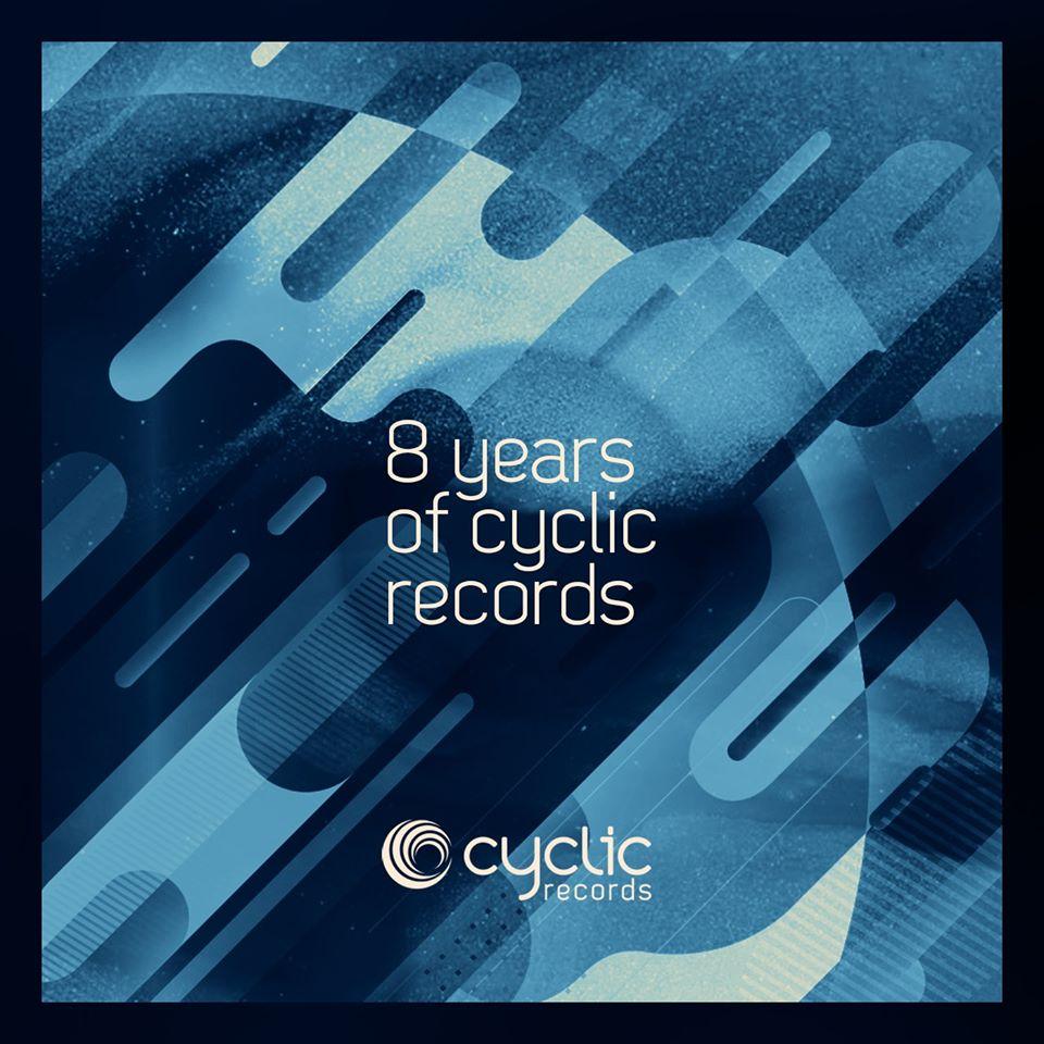 8 ani de Cyclic Records