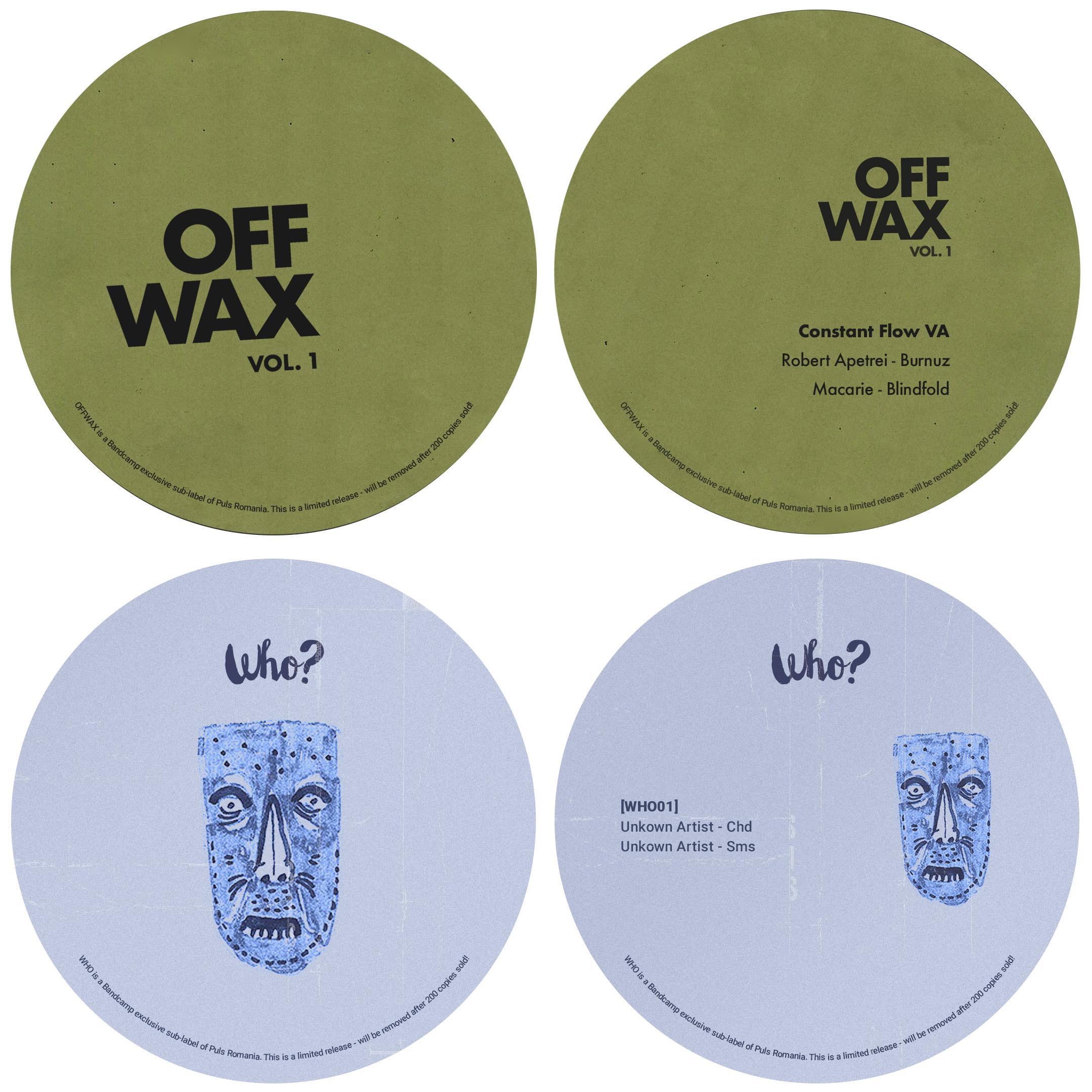 Off Wax și Who?