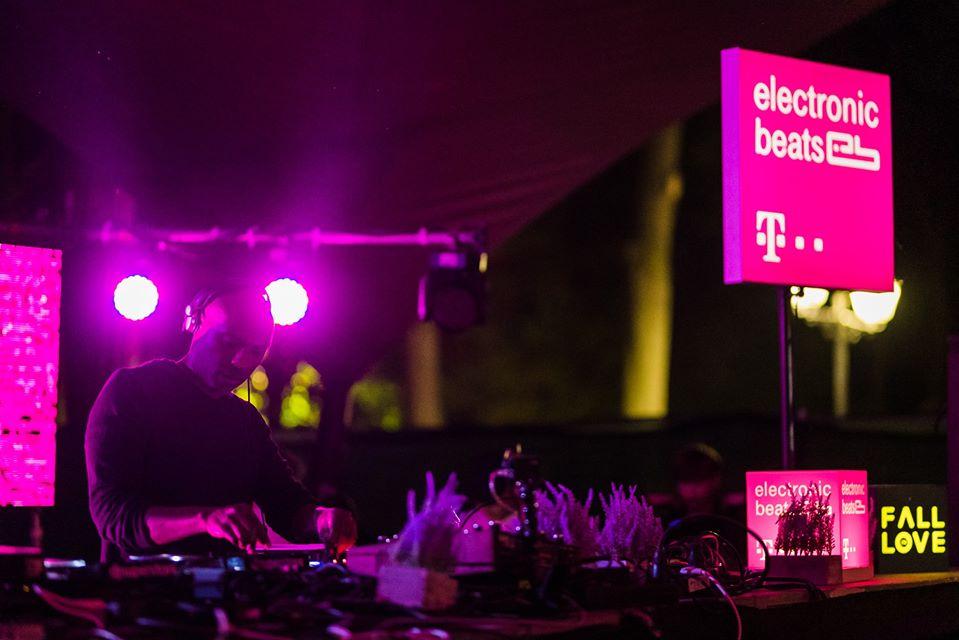 Kenny Larkin @ Telekom Electronic Beats stage - Fall In Love Festival 2019
