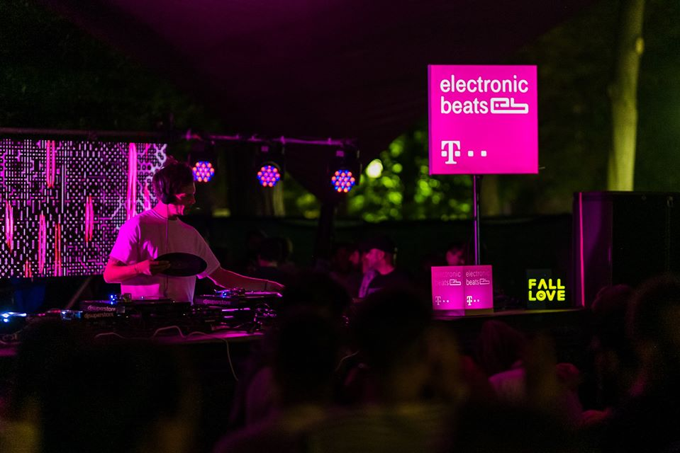 Rhadoo @ Telekom Electronic Beats stage - Fall In Love Festival 2019