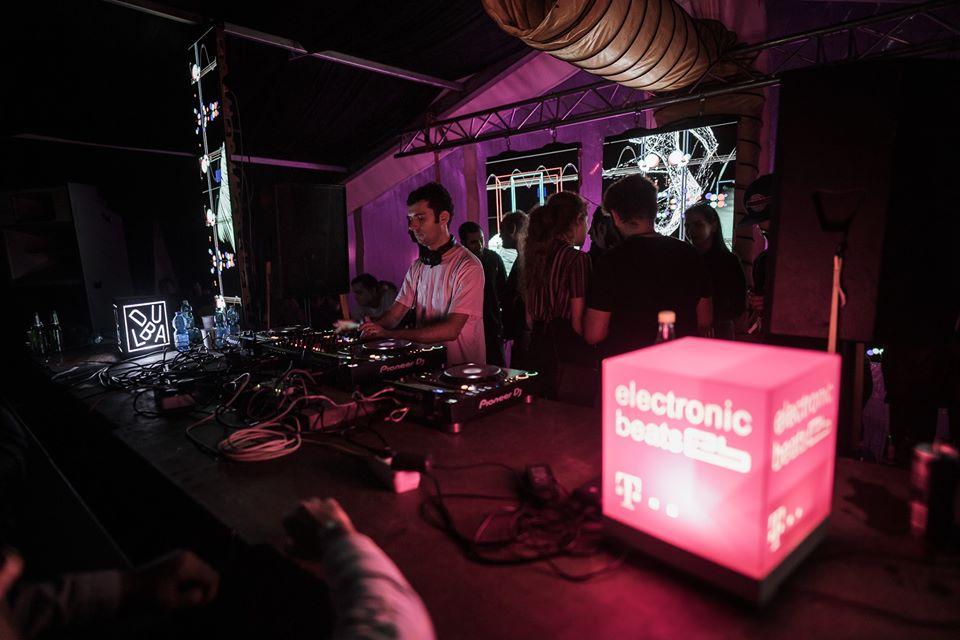 Priku @ Telekom Electronic Beats Clubnight @ Iași