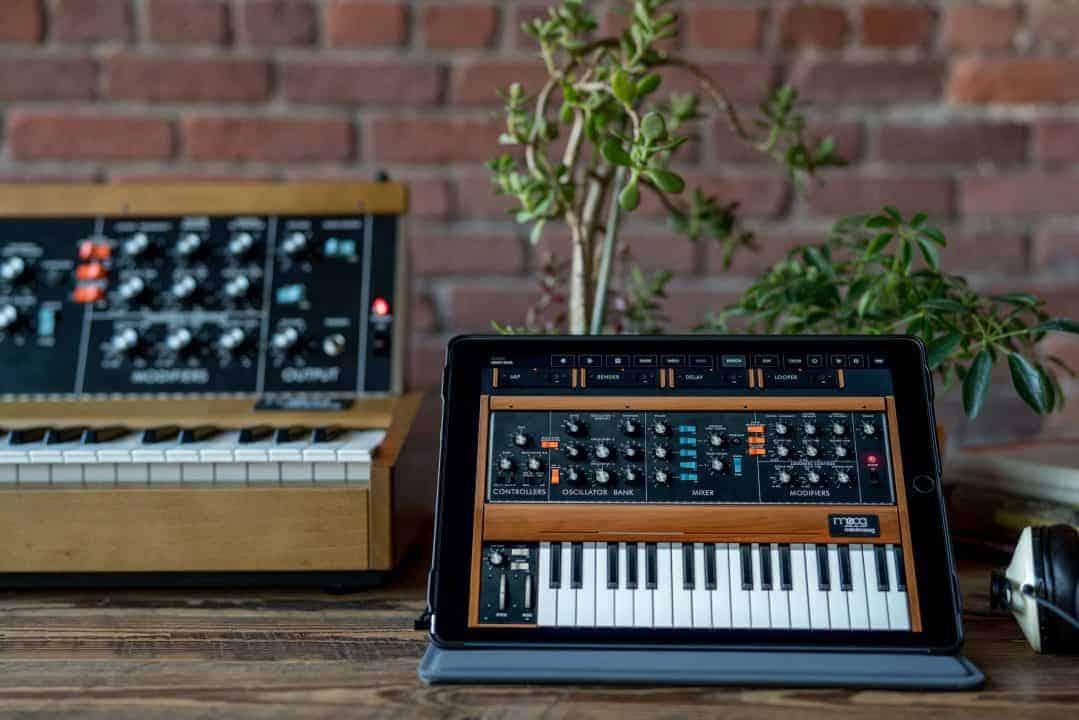 Moog și Korg