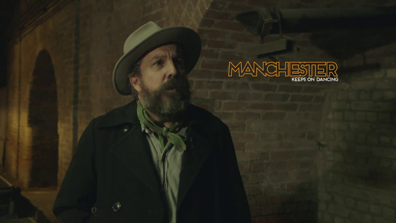 Manchester Keeps On Dancing - Andrew Weatherall