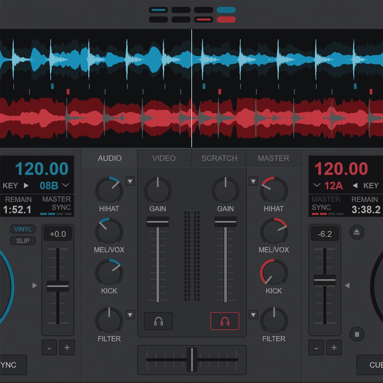 Noul EQ de la Virtual DJ 2021