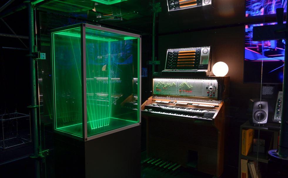 Studio imaginat de Jean-Michel Jarre
